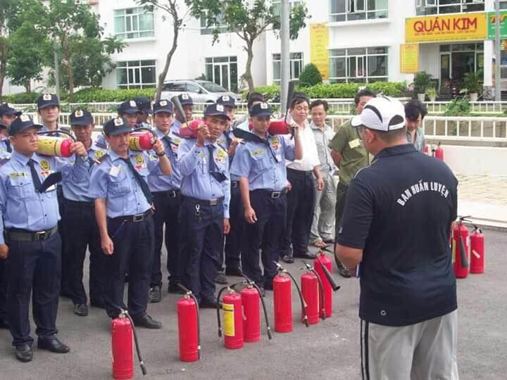 Đào tạo kỹ năng xử lý tình huống cháy nổ cực kỳ quan trọng
